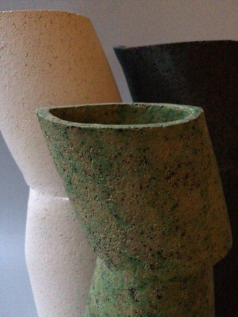 Cap Vases